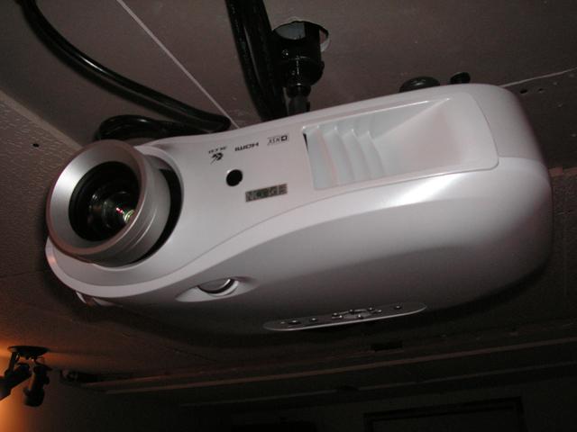 3. Projector installation fail!!!
