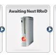 Xbox repair Status next RRoD